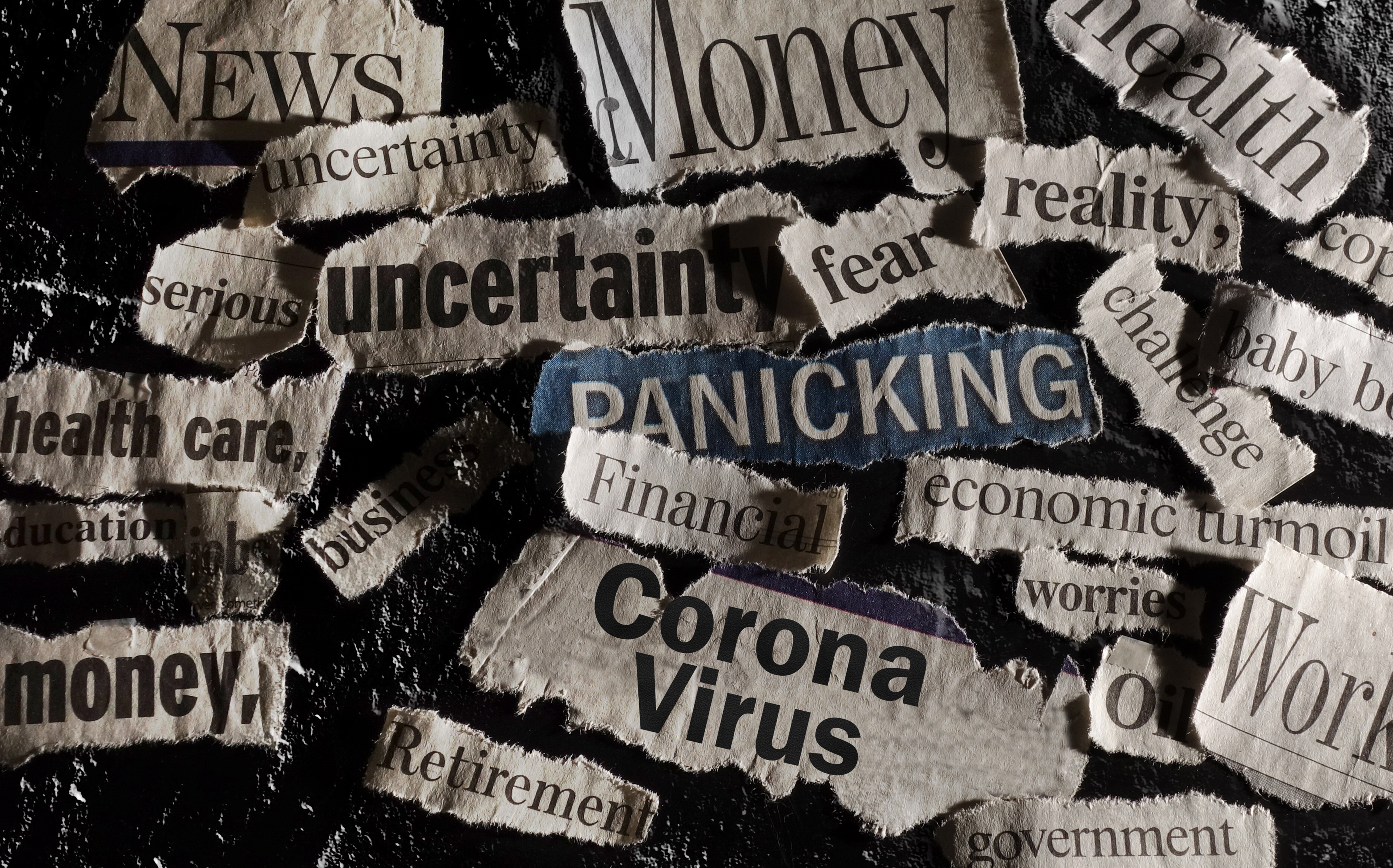 fears and uncertainties during the pandemic