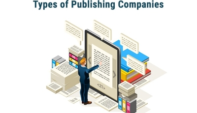 Types of Publishing Companies Every Newbie Writer Should Know About