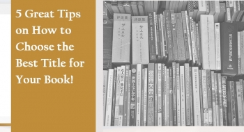 how to choose the best title for your book