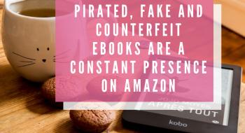 counterfeit ebooks on amazon