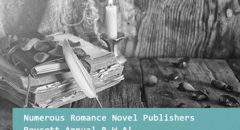 romance novel publishers boycott annual R.W.A