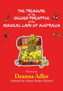 The Treasure of the Golden Pineapple in the Magical Land of Australia