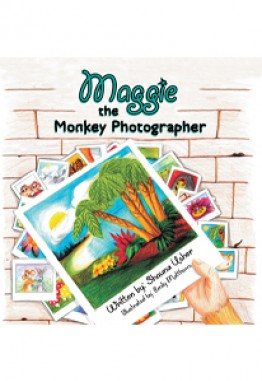 Maggie the Monkey Photographer