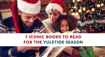 books to read for the Yuletide season