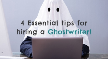 tips for writing a ghostwriter