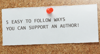 ways to support an author