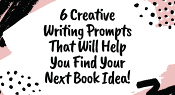 creative writing prompts for your next book idea