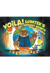 VOILA! WINTER'S LITTLEST SECRETS STASHED SECRETS - BOOK ONE A CHAPTER BOOK