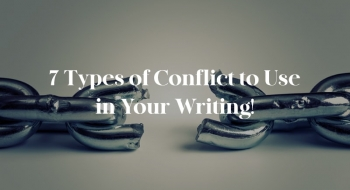 types of conflict to use in writing