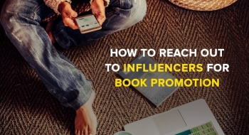 how to reach out to influencers for book promotion