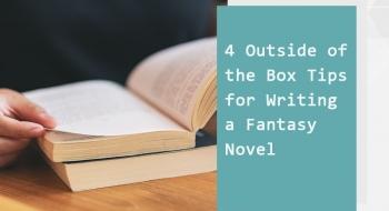 tips for writing a fantasy novel