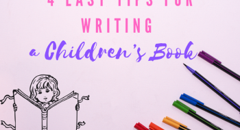 tips for writing a children's book