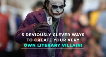 clever ways to create literary villain