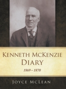 Kenneth McKenzie Diary: 1869-1870