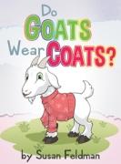 Do Goats Wear Coats?