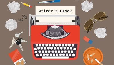 A Map That Will Help You through Writer's Block