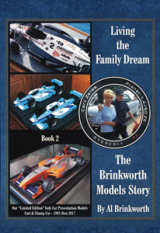 Living The Family Dream : The Brinkworth Models Story Book 2