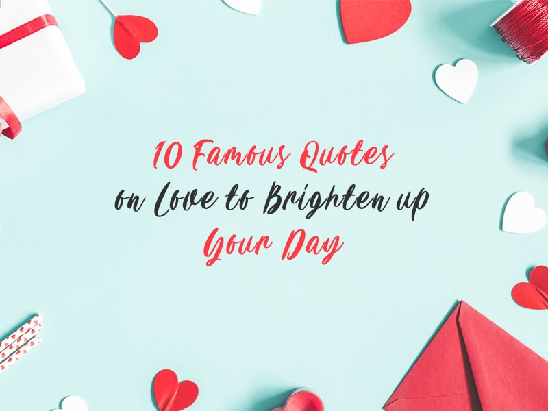 famous quotes on valentine's day - featured image